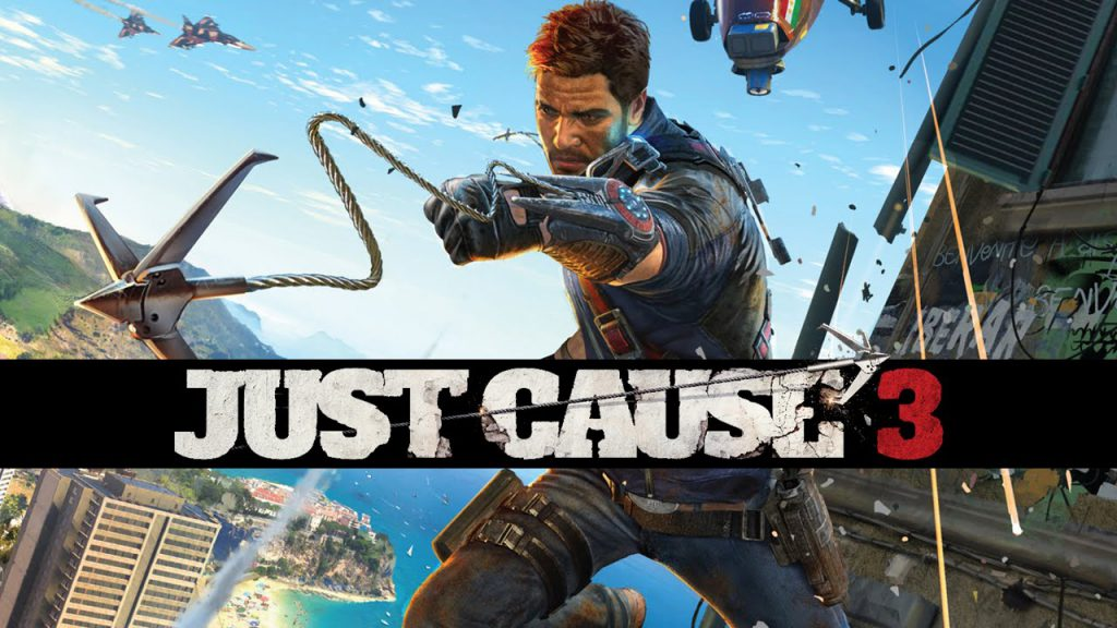 JUST CAUSE 3-3DM [Cracked Game Download]