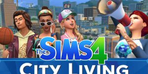 The Sims 4 City Living – 3DM Crack + PC Game Download