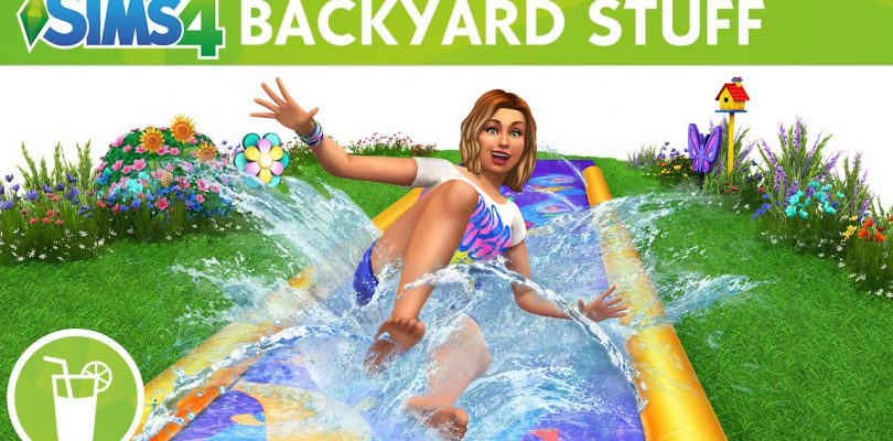 The Sims 4 Backyard Stuff download