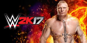WWE 2K17 – Crack 3DM + Full Game Download
