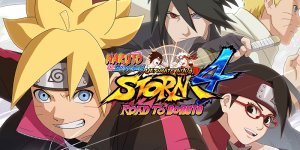 Download Naruto Shippuden: Ultimate Ninja Storm 4 – Road to Boruto + Torrent