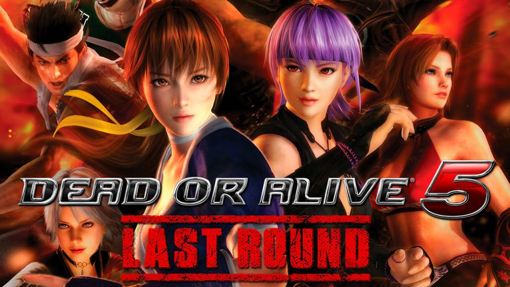 Dead or Alive 5 Last Round Download