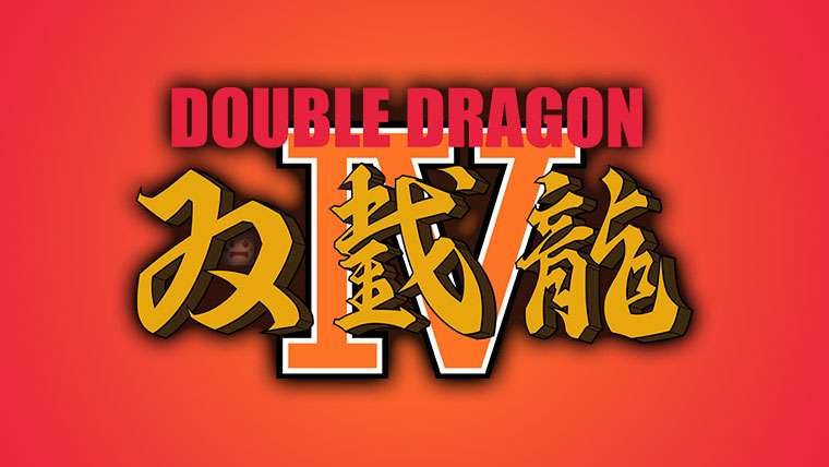 Double Dragon IV Torrent