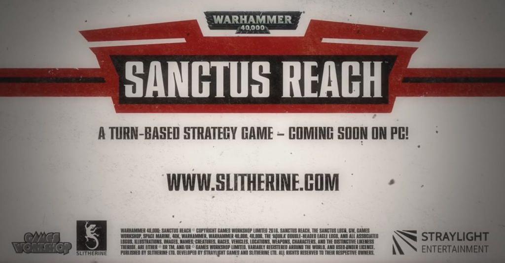 Warhammer 40,000: Sanctus Reach Download