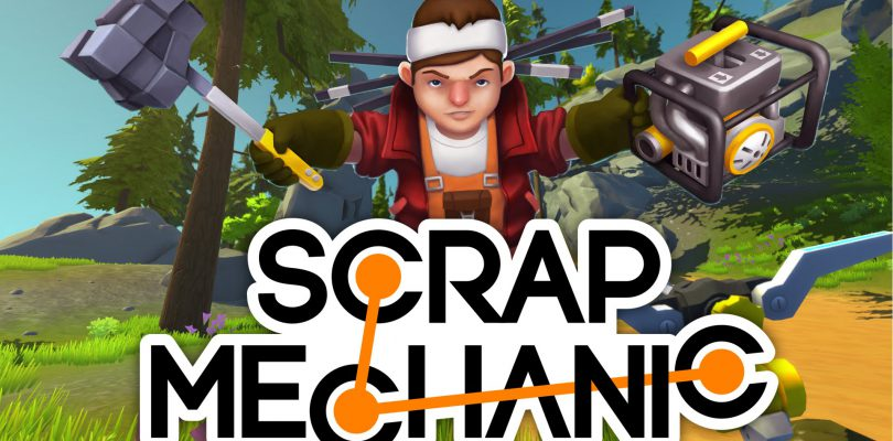 Download Scrap Mechanic
