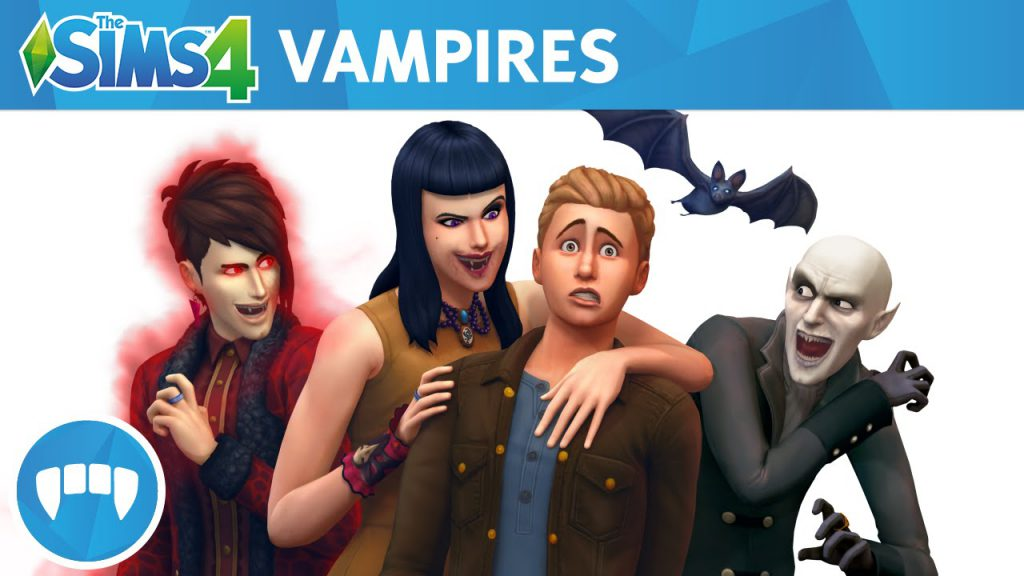The Sims 4: Vampires - Download