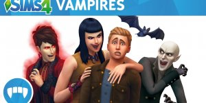The Sims 4: Vampires – Download Addon/DLC Cracked – Torrent