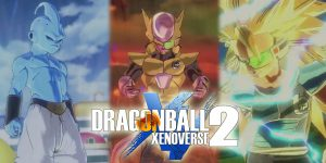 Dragon Ball XENOVERSE 2 + Crack