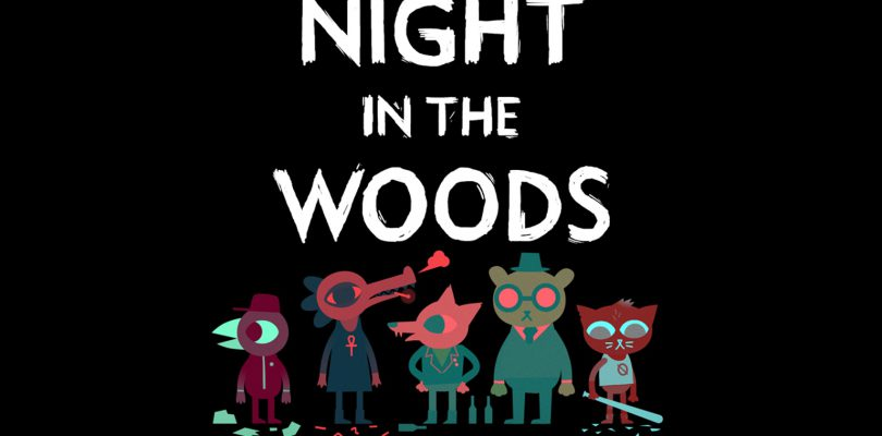 Night in the Woods Crack
