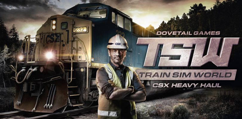TSW CSX Heavy Haul Download