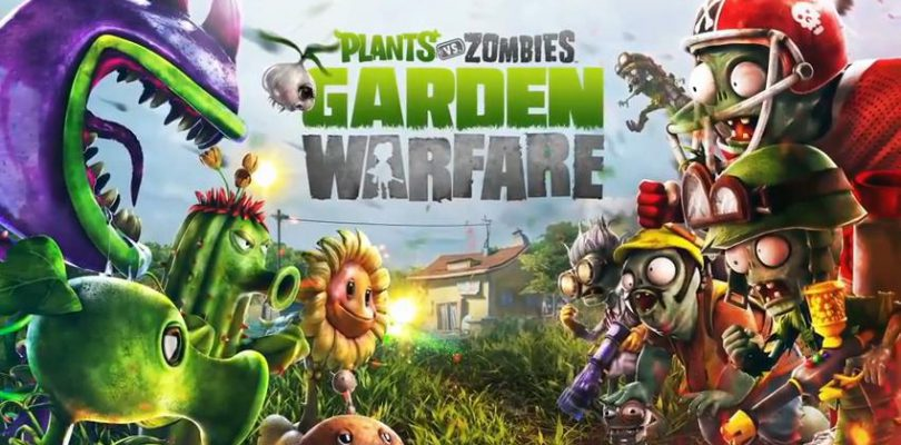 Plants Vs. Zombies: Garden Warfare Free