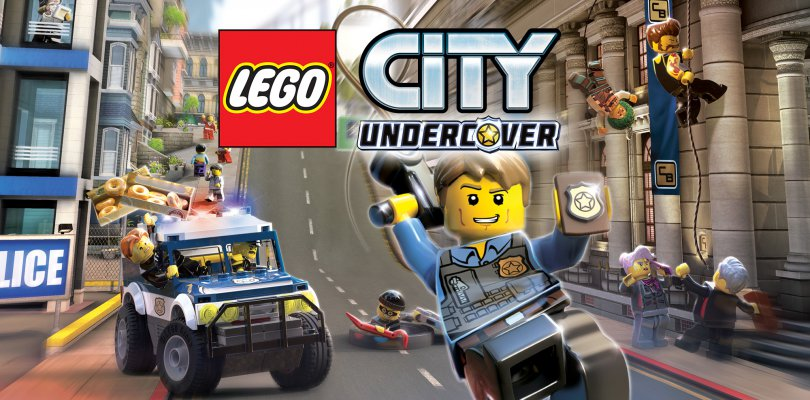 LEGO City: Undercover Thepiratebay
