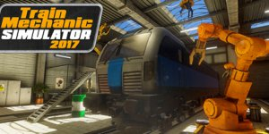 Train Mechanic Simulator 2017 – Download PC Game