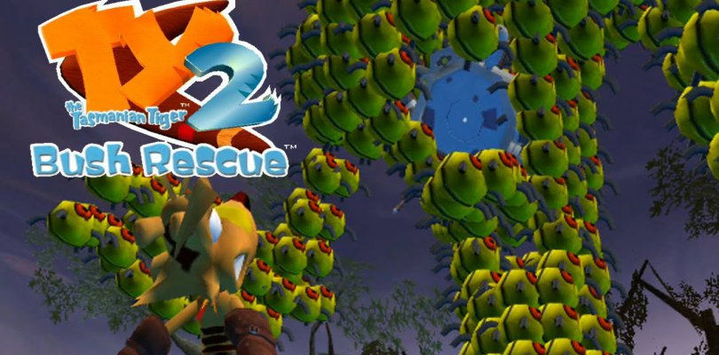 TY the Tasmanian Tiger 2: Download