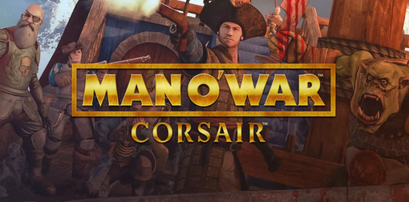 Man O' War: Corsair Torrent