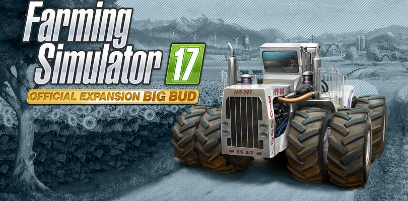 Farming Simulator 17 - Big Bud Pack | Download DLC | Free