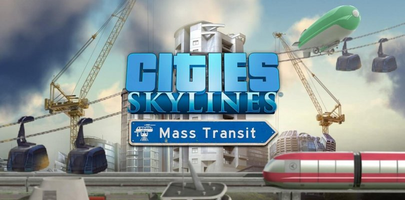 Cities: Skylines - Mass Transit | Download DLC - Cracked | Torrent
