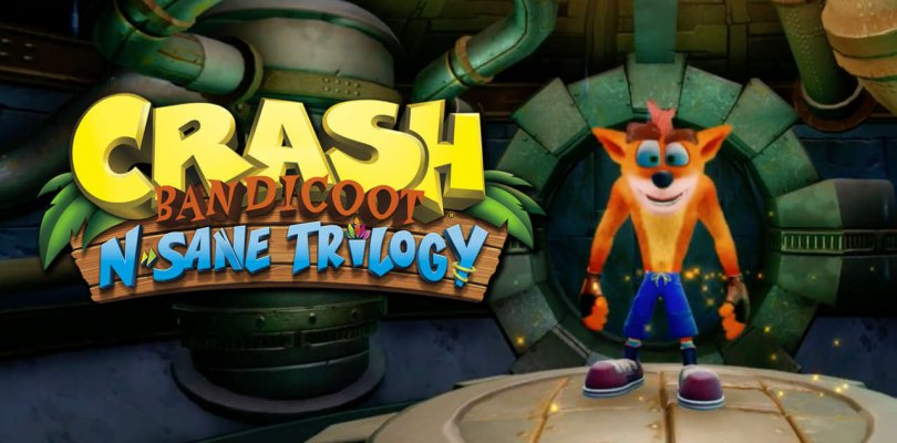 Crash Bandicoot N. Sane Trilogy - PC Download