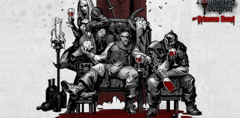Darkest Dungeon: The Crimson Court - Download CRACKED - Expansion Pack
