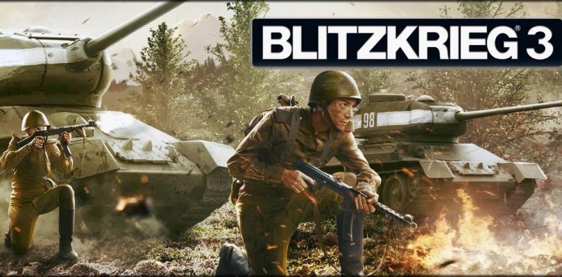 Blitzkrieg 3 - Download Cracked Game + Torrent - FREE Download