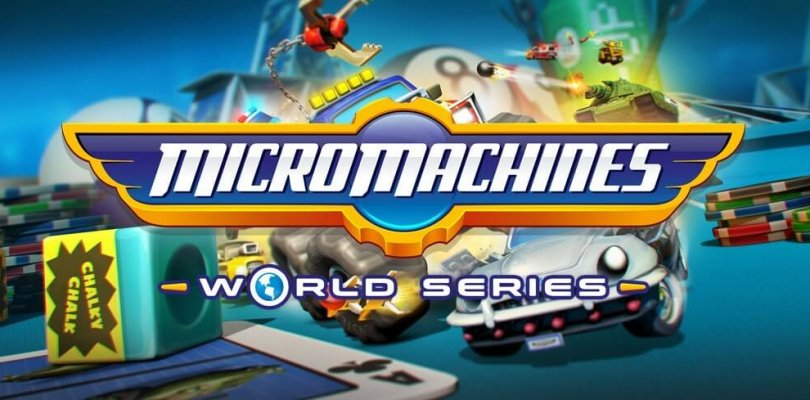 Micro Machines: World Series - Download Game