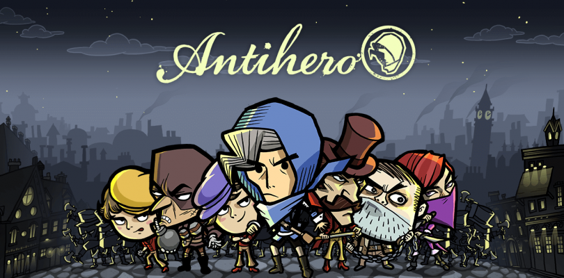Antihero - Download Game + Crack