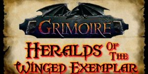 Grimoire : Heralds of the Winged Exemplar – Download Cracked Version