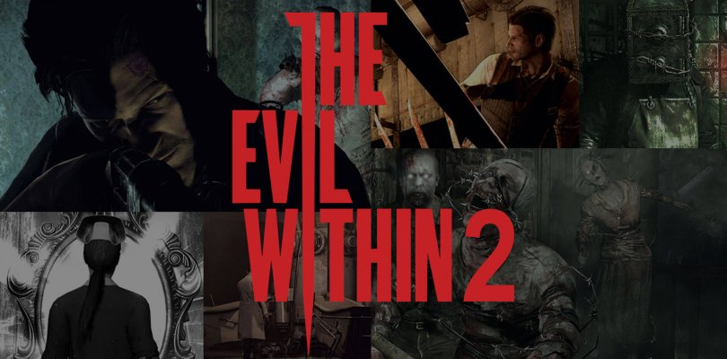 The Evil Within 2 - 3DM Crack