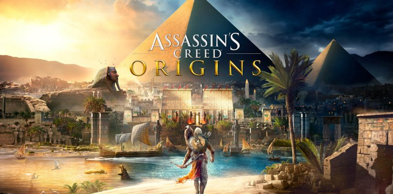 Assassin's Creed Origins - Download PC Game + Crack