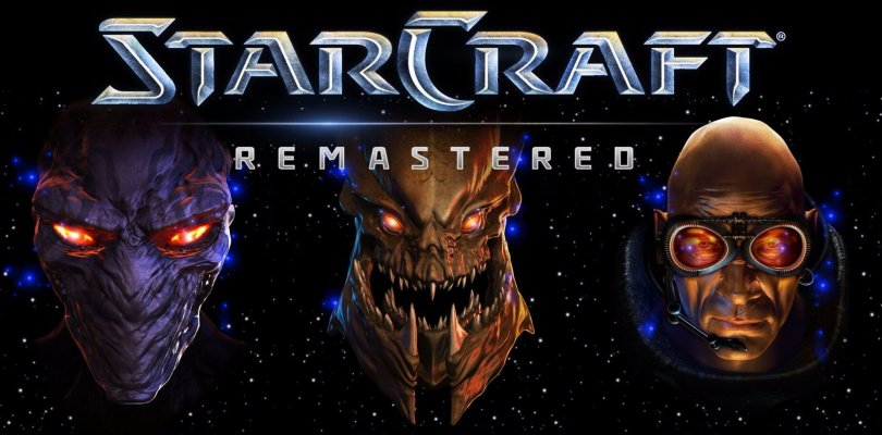 StarCraft: Remastered - Download Game + 3DM Crack