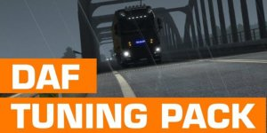 Euro Truck Simulator 2 – DAF Tuning Pack | Download Free DLC Cracked