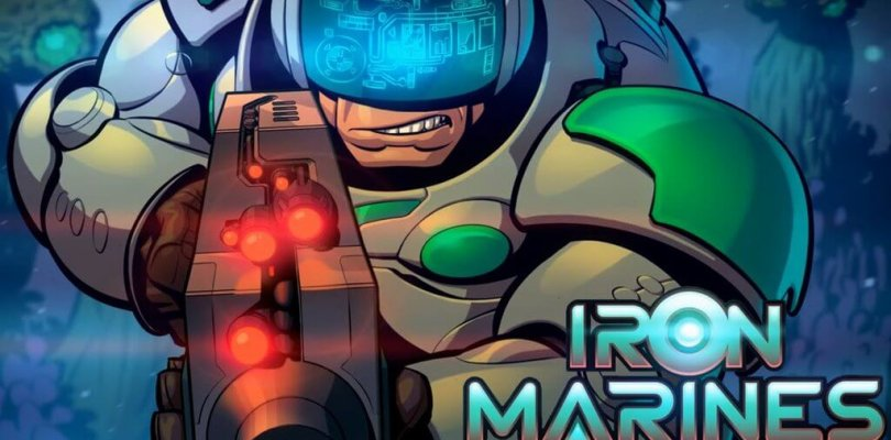 Iron Marines - PC Version Download
