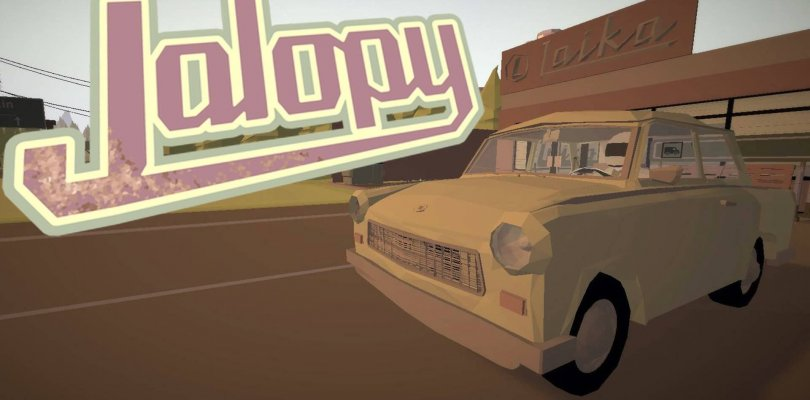 Jalopy - Download Full PC Game + 3DM Crack