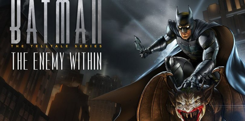 Batman: The Telltale Series - The Enemy Within - Download Full Game PC
