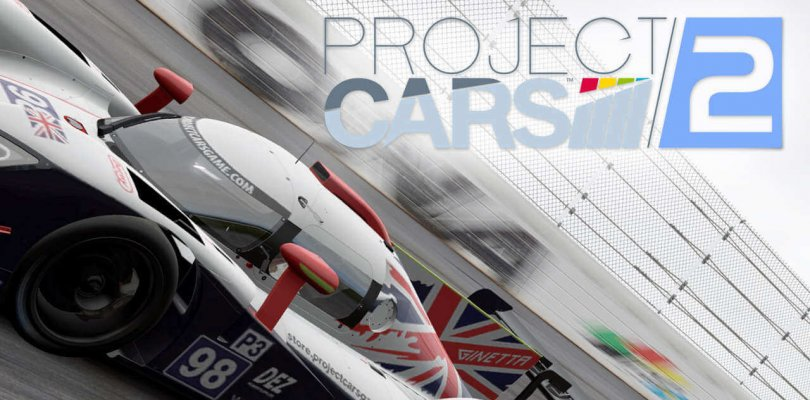 Project CARS 2 Download - 3DM Crack