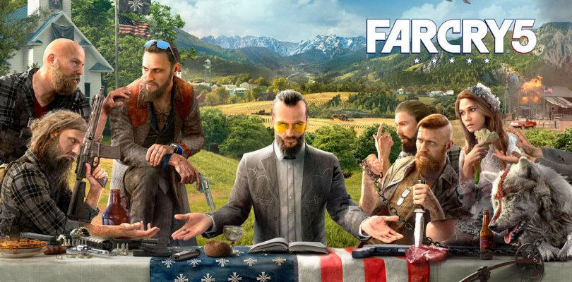 Far Cry 5 - Download PC + Crack - FREE