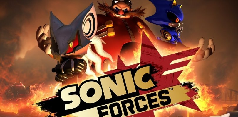 Sonic Forces Download Cracked