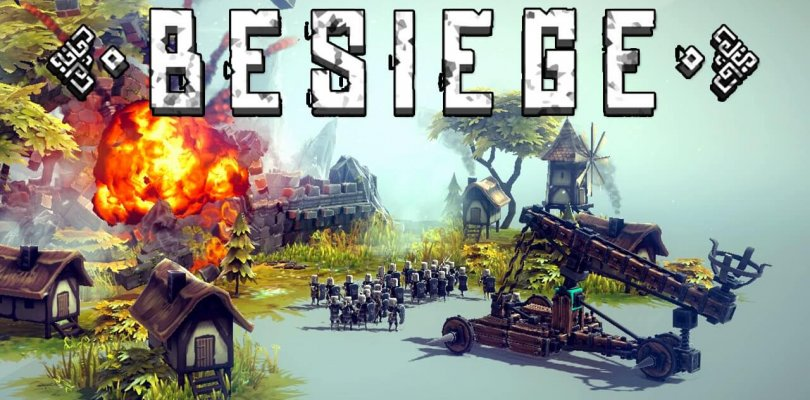 Besiege - Full Game with CRACK - DOWNLOAD FREE