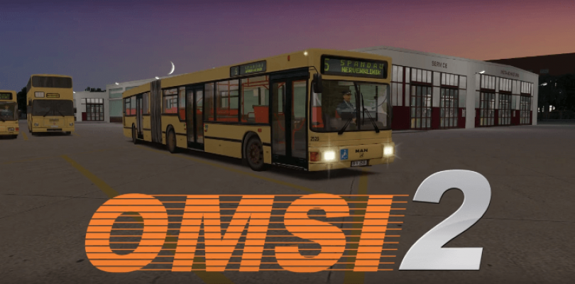 OMSI 2 Free Download FULL Version Cracked PC Game