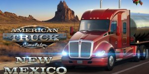 American Truck Simulator – New Mexico | Download DLC Free | Cracked