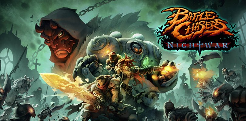 Battle Chasers: Nightwar - Cracked Version - Download