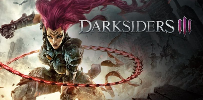 Darksiders III - Download Full Cracked Game + TORRENT
