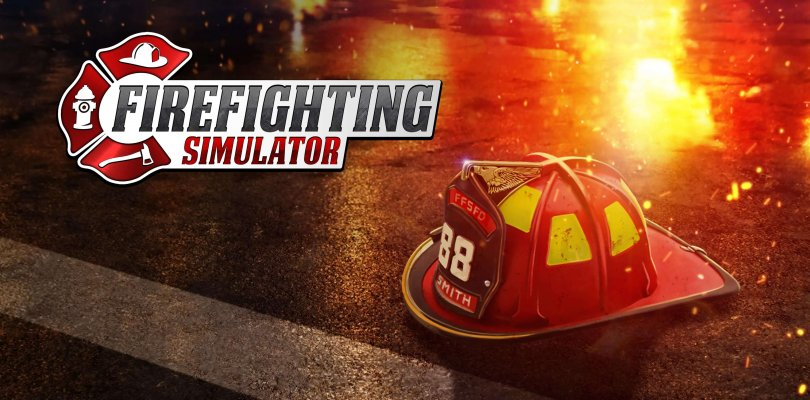 Firefighting Simulator - Download Full PC Game + Crack