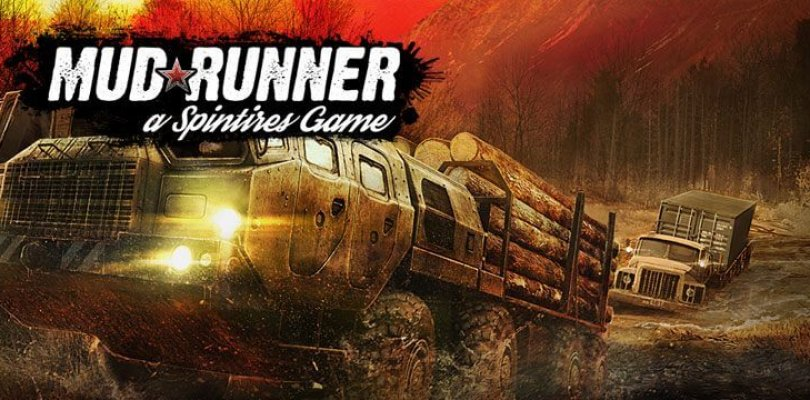Spintires: MudRunner - GAME + Crack - Download