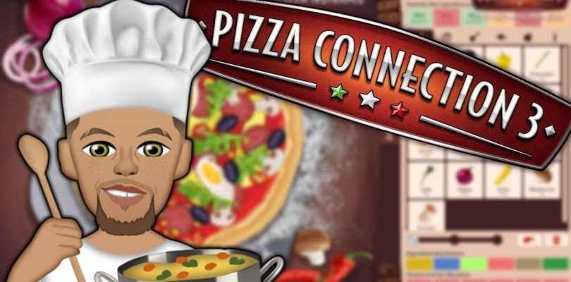 Pizza Connection 3 - Download Free PC Game + Crack Torrent
