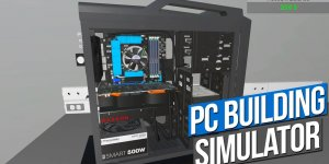 PC Building Simulator – Download + Crack Files + Torrent [FREE]
