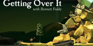 Getting Over It with Bennett Foddy – Download PC Game + Crack