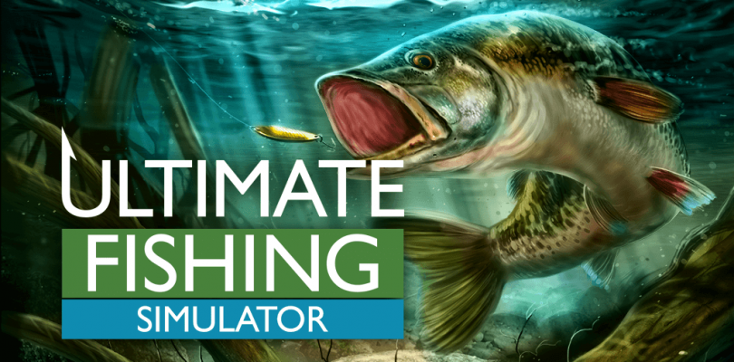 Ultimate Fishing Simulator - Free Full Game Download + Crack + Torrent
