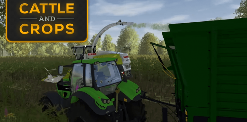Cattle and Crops - Crack 3DM - Full PC Game Download