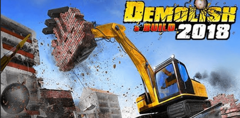 Demolish & Build 2018 - Full PC Game Download